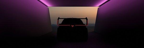 Home - 0000CUPRA shows a glimpse of the companys future urban all electric car 01 HH